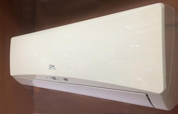 Кондиционер ICY Inverter CH-S24FTXTB-W (WiFi) - большое фото 3
