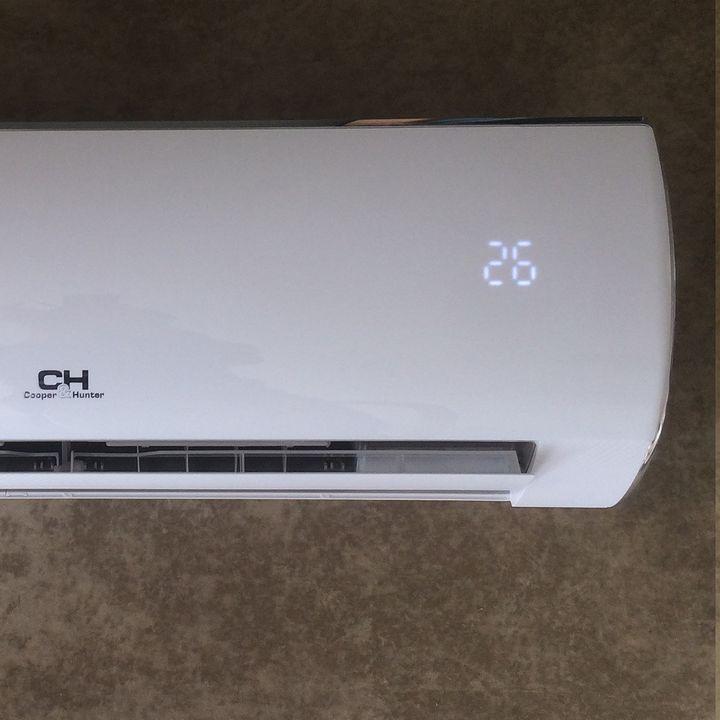 Кондиционер DAYTONA Inverter CH-S12FTXDG - большое фото 1
