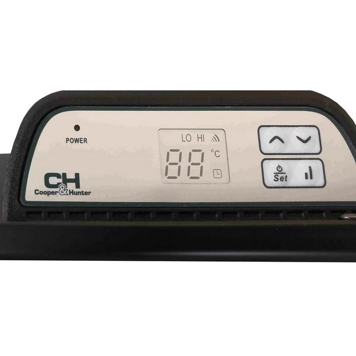 Конвектор DOMESTIC электрическое управление CH-1500 ED - большое фото 3